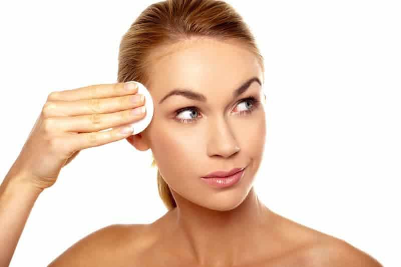 controle de oleosidade da pele