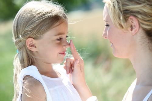 cuidados de pele nas criancas
