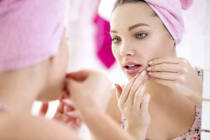 cuidados com a pele na adolescencia